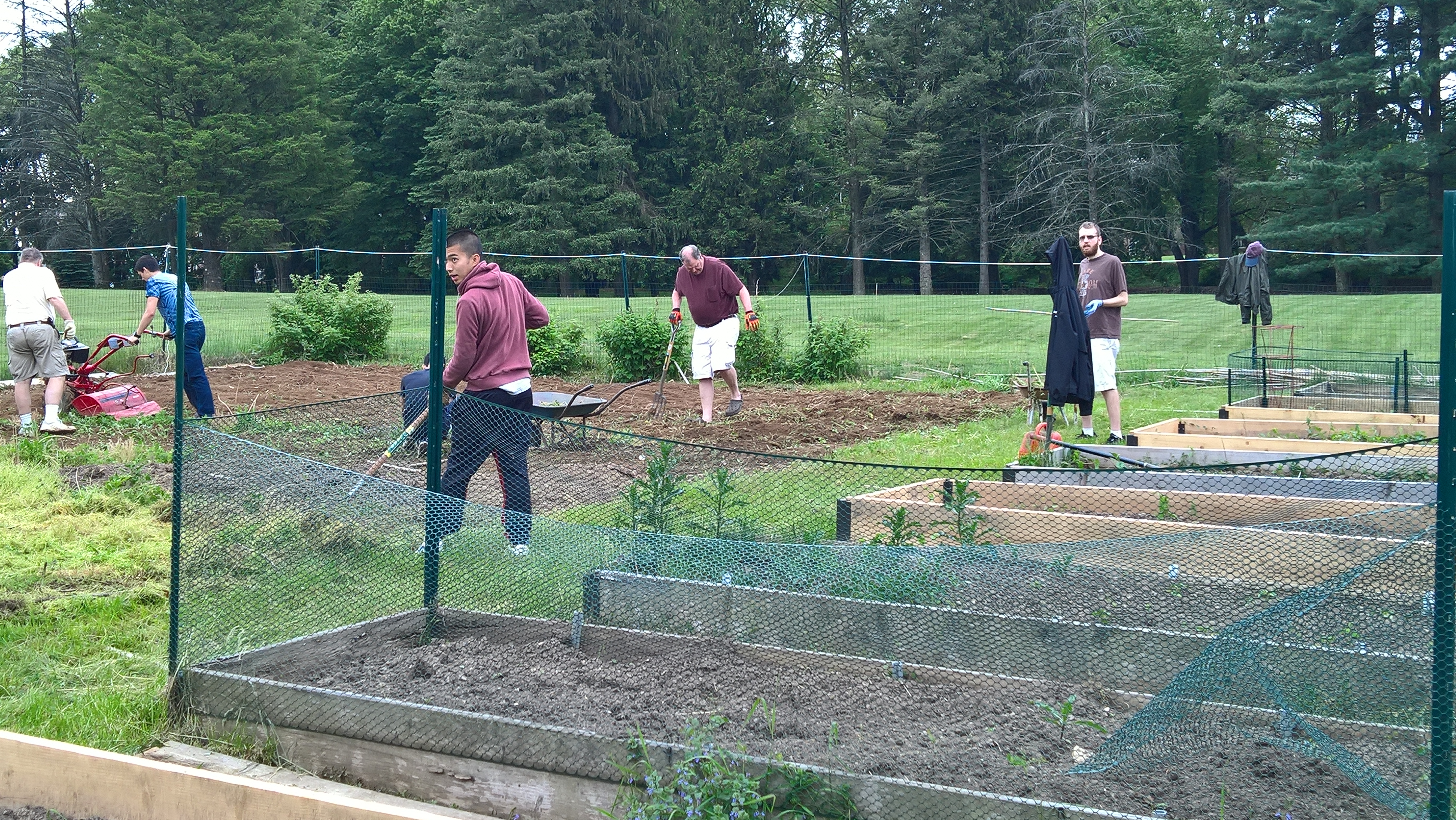Wesley Church Community Garden Community Garden Lehigh